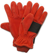 Asstd National Brand QuietWear Insulated Fleece Cuff Gloves