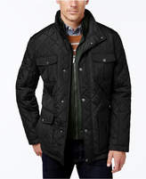 Kenneth Cole Men's Layered Quilted Jacket