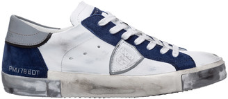 Philippe Model Prsx Lace-Up Sneakers