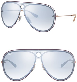Ray-Ban 145mm Shield Sunglasses