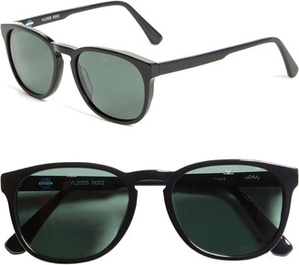 Noah x Vuarnet District Polarized Round Sunglasses
