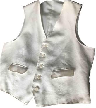 Michael Kors White Cotton Suits