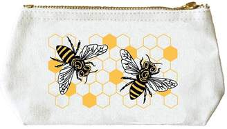 Noteworthy Paper & Press Bees Zip Pouch
