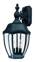 Dolan One Light Chrome Wall Lantern