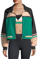 P.E Nation Major League Zip-Front Performance Jacket