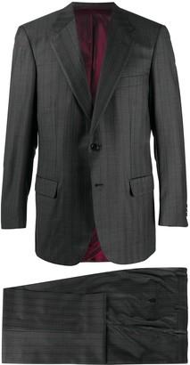 Brioni Striped Two-Piece Suit