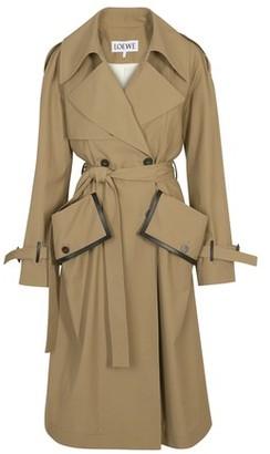 Loewe Flap pocket trench coat
