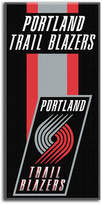 Northwest Company Portland Trail Blazers Zone Read Beach Towel