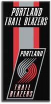 Northwest Company Portland Trail Blazers Zone Read Beach Towel