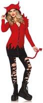 Leg Avenue Women's Cozy Devil Costume