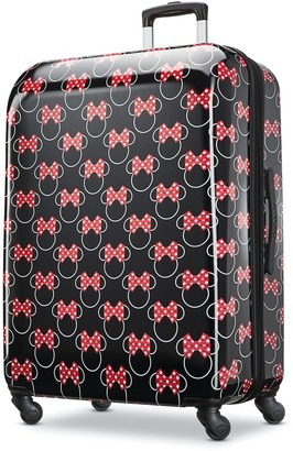 """American Tourister Disney Minnie Bows 28"""" Spinner Hardside"""
