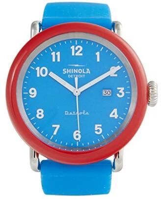 Shinola Detroit Detrola - The I Voted - 20194500 (Bright Blue) Watches