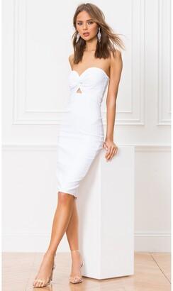 About Us Tamara Midi Dress