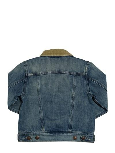 Ralph Lauren Stone Washed Denim Jacket