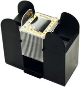 Six-Deck Automatic Card Shuffler