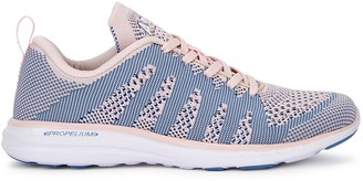 Athletic Propulsion Labs Techloom Pro Blush Knitted Sneakers