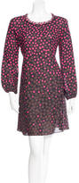 Nina Ricci Printed Mini Dress