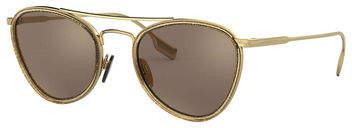 42e25a141161 Burberry Aviator Sunglasses - ShopStyle