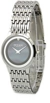 Pierre Cardin Classic Analog Diamond Accented Mother-of-pearl Watch.