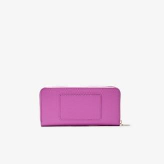 Lacoste Women's Chantaco Leather 12 Card Wallet