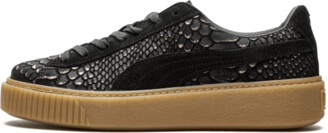 Puma Platform Exotic Skin Womens Shoes - Size 7.5W