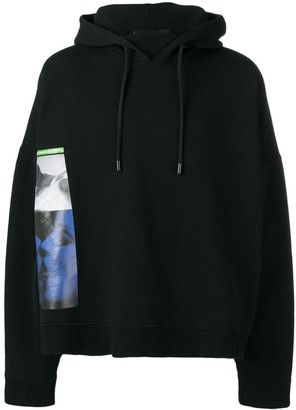 DSQUARED2 Oversized Graphic Print Hoodie