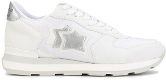 Atlantic Stars Lace Up Sneakers