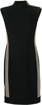 Pinko Studded Side Fitted Dress