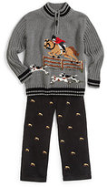 Hartstrings Toddler's & Little Boy's Horse Riding Sweater