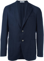 Boglioli button blazer - men - Cotton/Polyamide/Cupro/Virgin Wool - 52