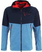 Vaude Roccia Soft Shell Jacket Washed Blue