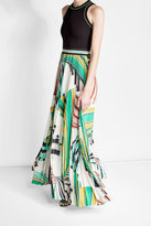 Emilio Pucci Dress with Printed Skirt