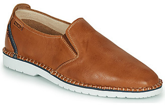 PIKOLINOS ALBIR M6R men's Loafers / Casual Shoes in Brown