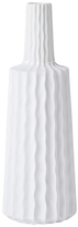 Torre & Tagus Tall Sentosa Ribbed Ceramic Vase
