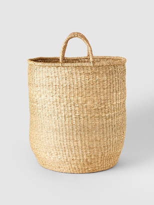 Connected Goods Seagrass Hamper