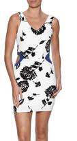 GI BIU Floral Bodycon Dress