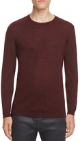 HUGO Salex Textured Crewneck Sweater - 100% Bloomingdale's Exclusive