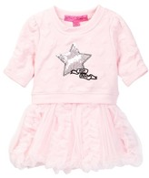 Betsey Johnson Star Dress (Toddler Girls)