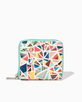 Charming charlie Pops of Color Square Wallet