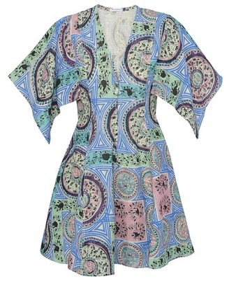 J.W.Anderson Mystic Paisley dress