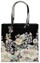 Ted Baker Gem Garden Large Icon Tote - Black
