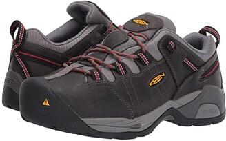 Keen Detroit XT Int. Met Steel Toe (Steel Grey/Bossa Nova) Men's Work Boots