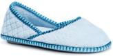 Muk Luks Women's Beverly Micro Chenille Slip-ons