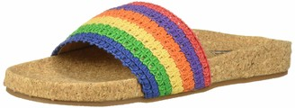 LFL by Lust for Life Women's LL-Amplify Slide Sandal