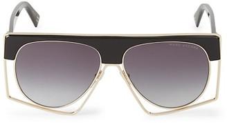 Marc Jacobs 58MM Square Sunglasses