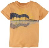 City Threads Acoustic Sunset Graphic Tee (Baby) - Faded Orange-3-6 Months