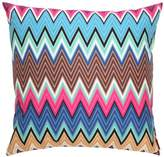 Missoni Valentino Printed Cotton Twill Pillow