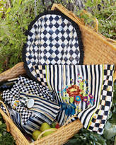 Mackenzie Childs MacKenzie-Childs Courtly Check Reversible Placemat