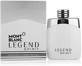 Montblanc Legend Spirit Eau de Toilette, 3.3 Fluid Ounce