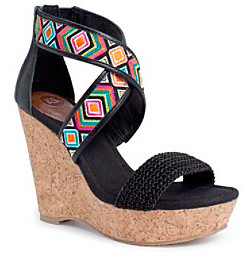 "The Sak Mason"" Wedge Sandals"